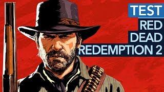 Red Dead Redemption 2 - Test / Review: Der beste Western aller Zeiten