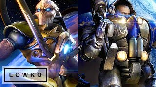 StarCraft 2: Tier 1 Units ALL GAME?!