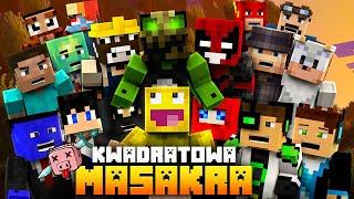 KWADRATOWA MASAKRA #00 - Zwiedzam serwer!