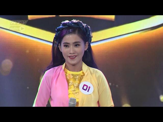 Mạc Văn Khoa xin được nắm tay cô gái hát quan họ | HTV GIỌNG CA BÍ ẨN | GCBA #8 | 23/9/2018