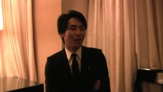 BeeTVドラマ「親父の仕事は裏稼業」袴田吉彦コメント
