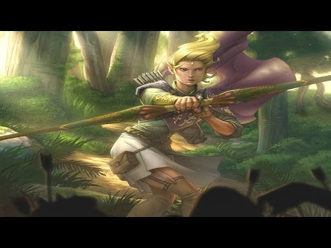 Epic Elf Music - Leaf Warriors