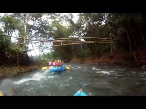 JAMAICA River Boarding Kayaking and Rafting Adventure