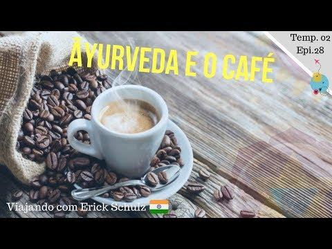 CAFÉ e AYURVEDA
