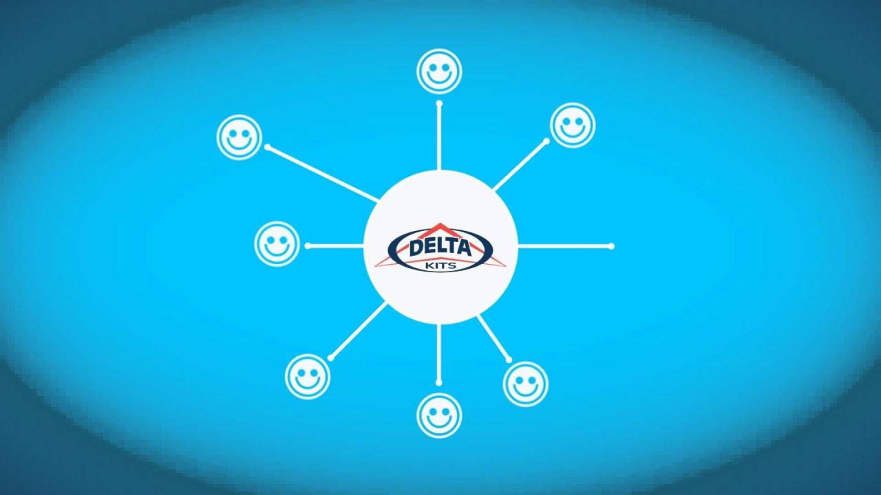 Delta Kits Professional Windshield Repair & Headlight Restoration