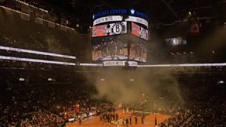 Brooklyn Nets 2018-2019 Home Opener Intro (vs. New York Knicks)