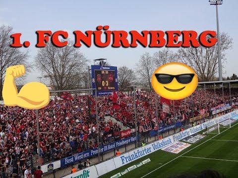 7.000 1. FC Nürnberg Fans in Frankfurt | PARTY-STIMMUNG im Gästeblock