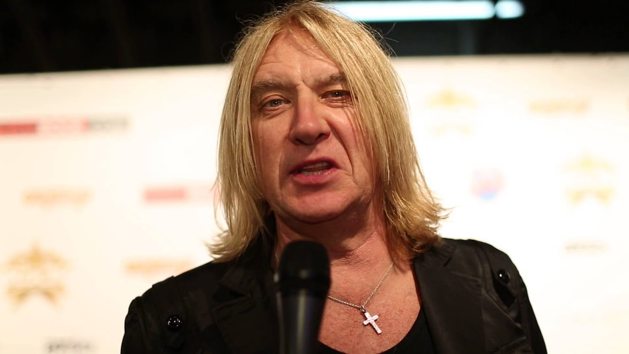 Interview with Joe Elliot (Def Leppard) - YouTube