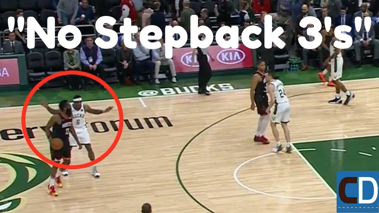 How The Bucks Shut Down James Harden With A Unique Strategy Youtube