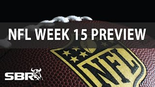 NFL Picks | Week 15 Preview With Ian Cameron