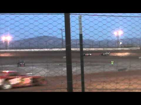 Zach Cail-Lovelock Speedway Heat 8/3/13