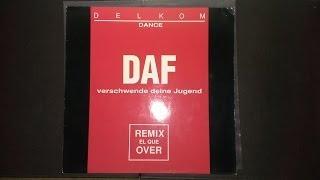 DAF - Verschwende Deine Jugend [1989] HQ HD