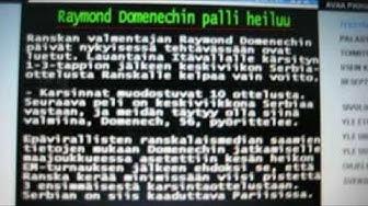 Yle Teksti Tv Tekstiversio