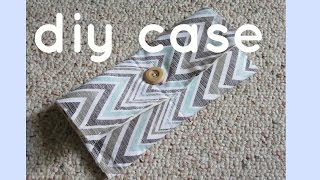 How to Make a DIY Camera Case