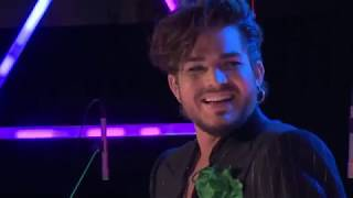 Adam Lambert - I Want to Break Free (Live From YouTube Space New York)