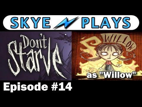 Don't Starve #14 ► The Birds and the Bees (as Willow Day 40-42) ◀ Gameplay / Tips / Mods