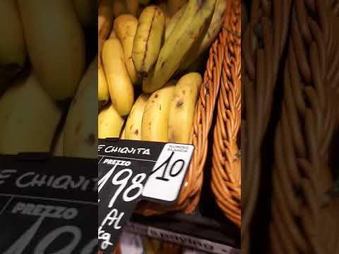 Еда в Риме. Supermarket Express!