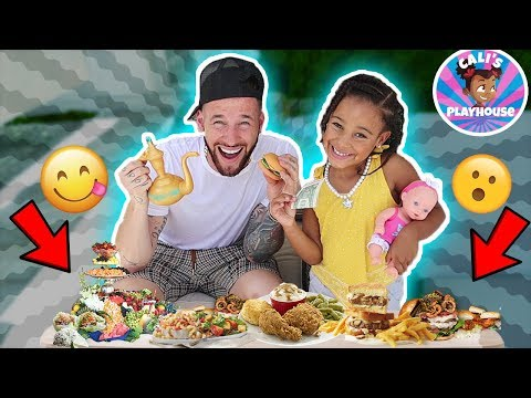 Cali's Baby Restaurant | Cali's Playhouse