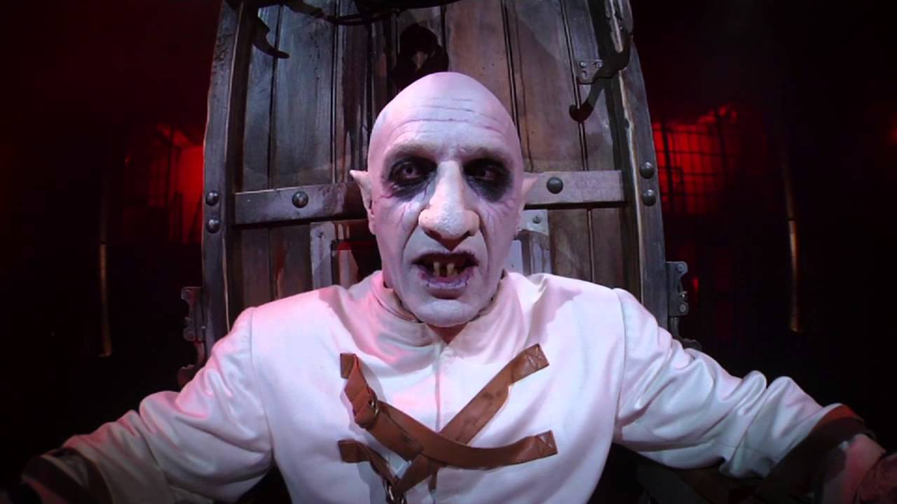 Manicomio Circo De Los Horrores Barcelona Youtube