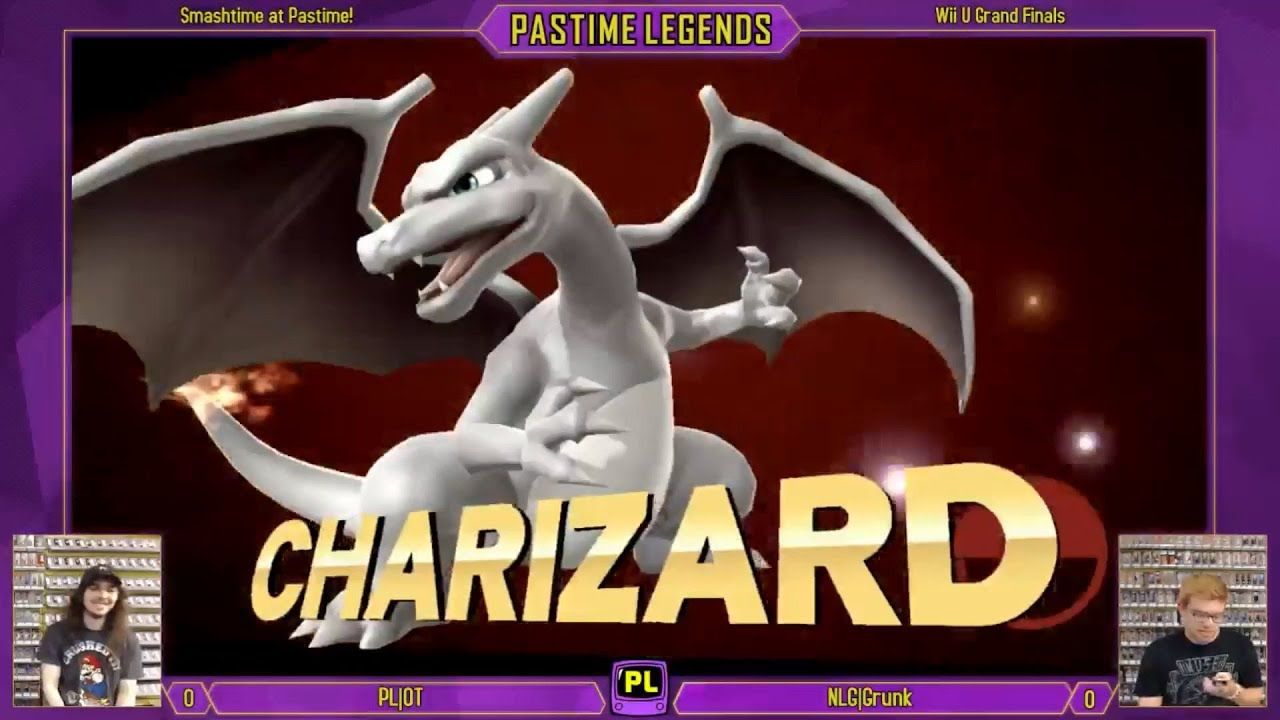 A Charizard pseudo-zero-death to bring it back