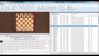 ChessBase 12 Intelligent search