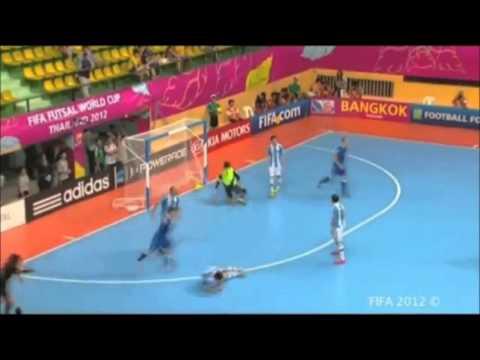 Saad Assis Futsal Goal Compilation