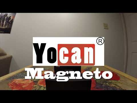 Yocan Magneto The Dab Pen Thats as Strong as a Bong: Unboxing and Review