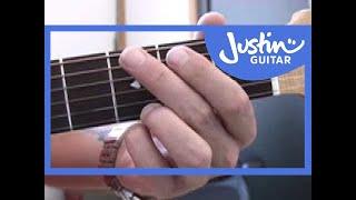 slash chords (guitar lesson ch-007) how to play