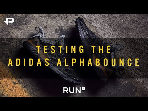 Testing The Adidas Alphabounce Beyond At RUNBASE In Berlin