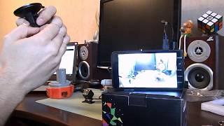 видео Видеорегистратор с двумя камерами Dunobil Zoom Ultra Duo