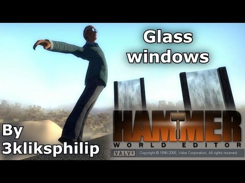 Source SDK - Glass Window tutorial