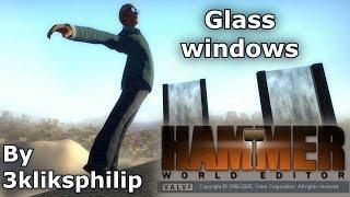 Source SDK - Glass Window tutorial