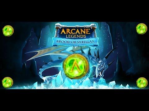 Arcane Legends | FARMING ENERGY ESSENCES!!! [WINTER EVENT 2015!]