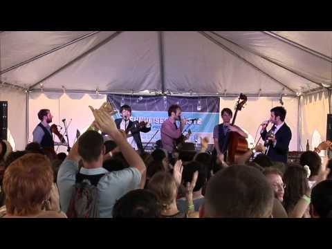 Punch Brothers - Full Concert - 03/16/12 - Outdoor Stage On Sixth (OFFICIAL)