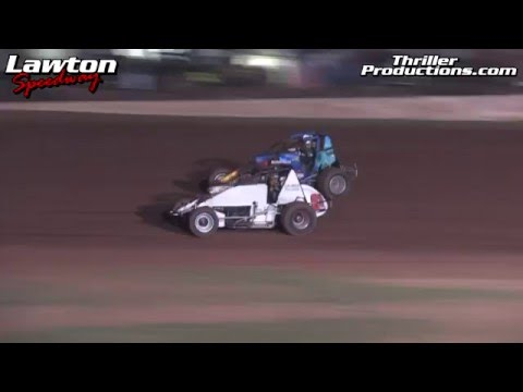 Lawton Speedway 4-2-16 Preview/Highlights