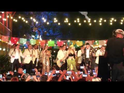 Belinda y Los Angeles Azules – Amor a Primera Vista en VIVO San Antonio, Texas