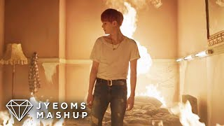 BTS & THE CHAINSMOKERS - I NEED U (CLOSER REMIX) [feat. HALSEY]