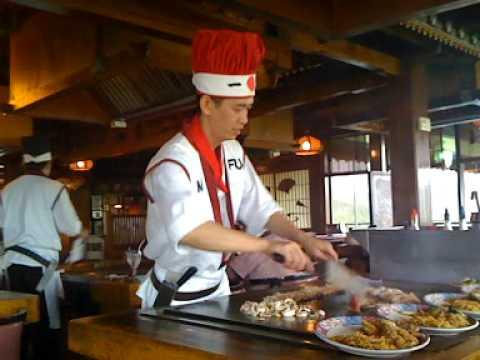 Fall Pictures Free Wallpaper Cute Hibachi Chef In Mt Fuji Hillburn New York Youtube