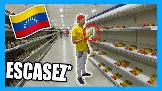 Asi es un SUPERMERCADO EN VENEZUELA!!! | Roge Brito.