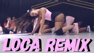 LOCA REMIX - Khea ft Bad Bunny, Duki, Cazzu | Choreography by Nicole Conte