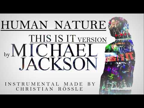 Michael Jackson - Human Nature [This Is It] (Instrumental / Karaoke performed by Christian Rössle)