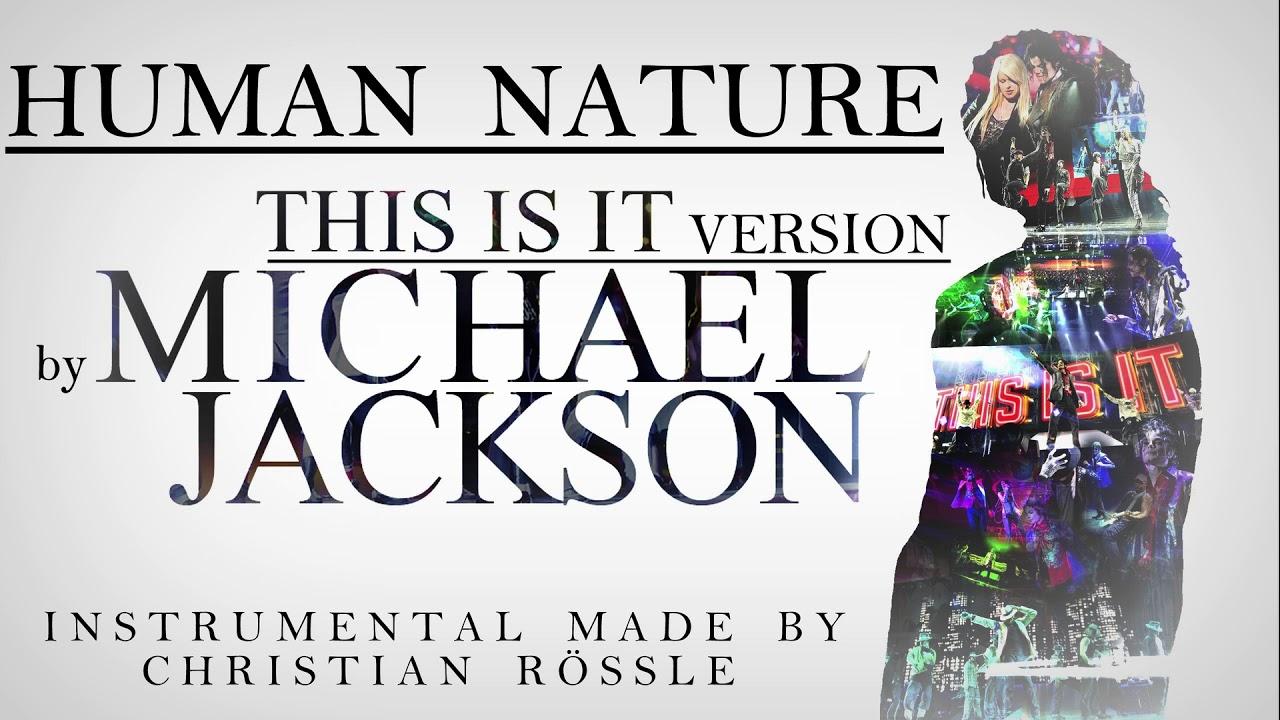 Human Nature Mj Instrumental