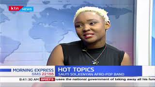 Museveni Working out, Uhuru's 100M to assist, Nyashinski: Hot Topics | Part 3