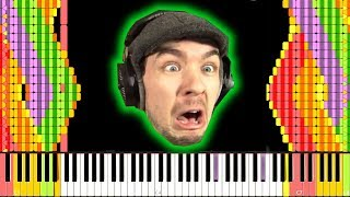 IMPOSSIBLE REMIX - ALL THE WAY - Jacksepticeye
