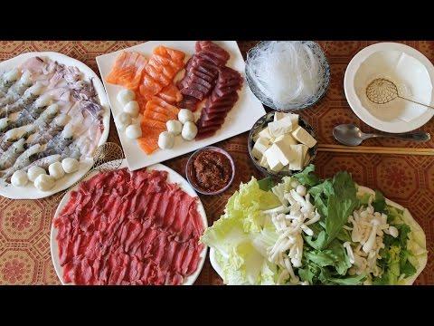 HOT POT Sukiyaki Laotian Version: Traditional family recipe - Morgane Recipes