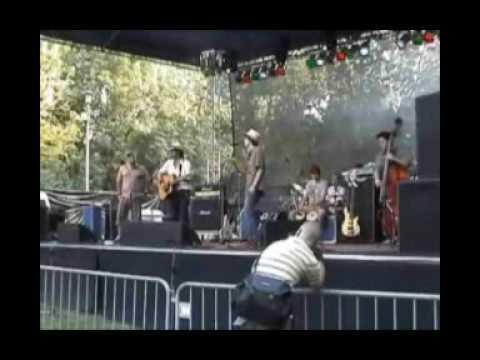 Zubrowka zenekar - Best of Sziget 2008