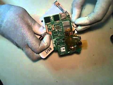 Asus Memo Pad 7(K01A/ME70CX)White-USB Charging Sync Port Repair