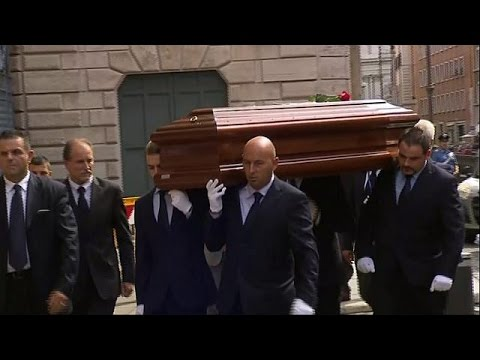 Italie : dernier hommage à Carlo Azeglio Ciampi avant ses funérailles