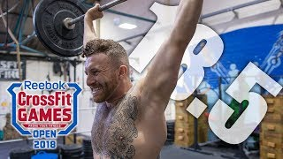 CrossFit Open Workout 18.5 - The HARDEST!