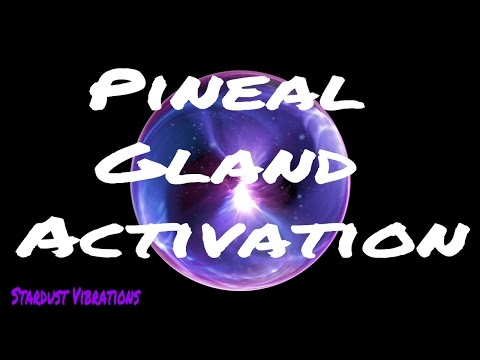Quick Pineal Gland Activation *VERY STRONG* Third Eye Opening Meditation